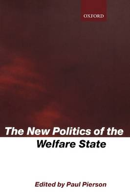 The New Politics of the Welfare State (Hardback)
