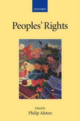Peoples' Rights - Collected Courses of the Academy of European Law 9 No. 2 (Hardback)