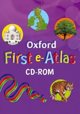 Oxford First e-Atlas CD-ROM (CD-ROM)