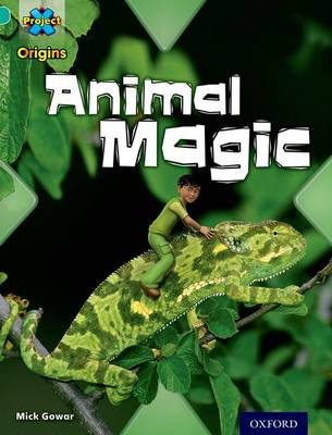 Project X Origins: Turquoise Book Band, Oxford Level 7: Hide and Seek: Animal Magic - Project X Origins (Paperback)