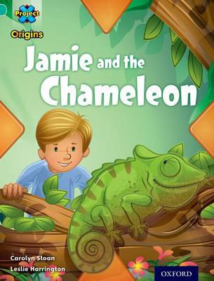 Project X Origins: Turquoise Book Band, Oxford Level 7: Hide and Seek: Jamie and the Chameleon - Project X Origins (Paperback)