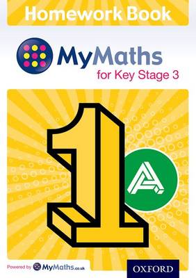 MyMaths for Key Stage 3: Homework Book 1A (Pack of 15) - MyMaths for Key Stage 3