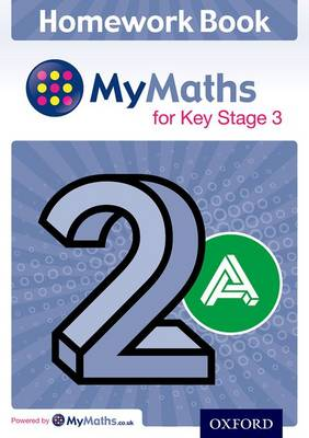 MyMaths for Key Stage 3: Homework Book 2A (Pack of 15) - MyMaths for Key Stage 3