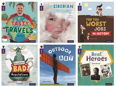 Oxford Reading Tree inFact: Level 11: Class Pack of 36 - Oxford Reading Tree inFact