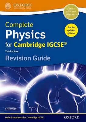 Complete Physics for Cambridge IGCSE (R) Revision Guide (Paperback)