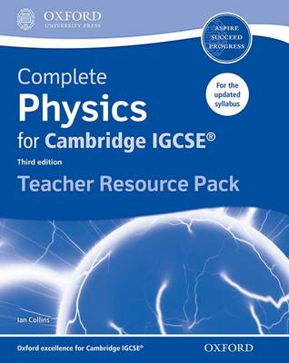 Complete Physics for Cambridge IGCSE (R) Teacher Resource Pack