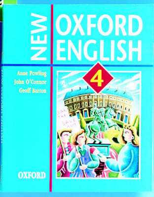New Oxford English: Student's Book 4 (Paperback)