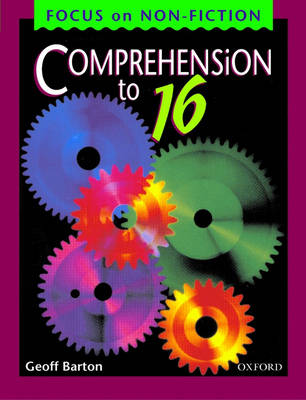Comprehension to 16: Student's Book (Paperback)