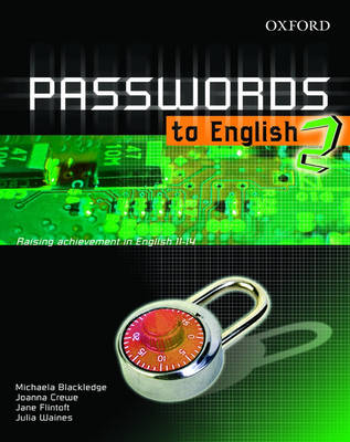 Passwords to English: Students' Book 2 (Paperback)