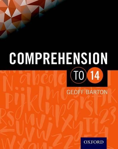Comprehension to 14 (Paperback)
