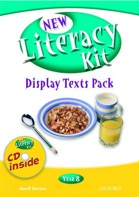 New Literacy Kit: Year 8: Display Texts Pack with CD
