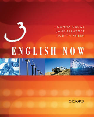 Oxford English Now: Students' Book 3 (Paperback)