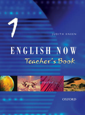 Oxford English Now: Teacher's Book and CD-ROM 1