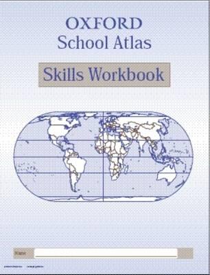 Oxford School Atlas Skills Workbook (Paperback)