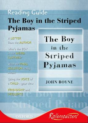 Rollercoasters The Boy in the Striped Pyjamas Reading Guide - Rollercoasters (Paperback)