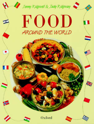 Food Around the World (Paperback)