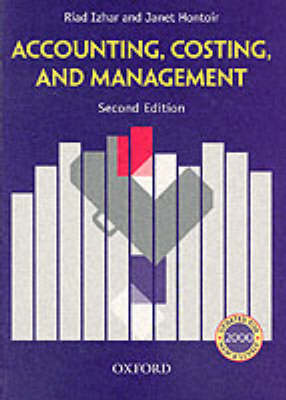 Accounting, Costing, and Management (Paperback)