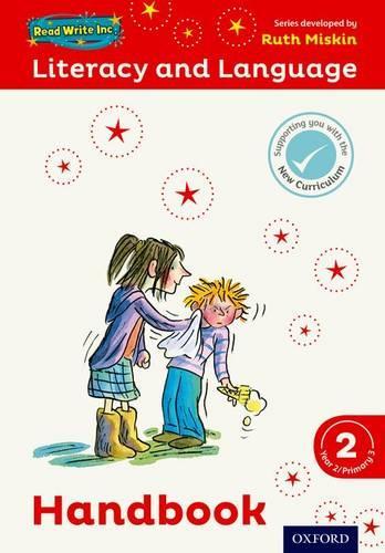 Read Write Inc.: Literacy & Language: Year 2 Teaching Handbook - Read Write Inc. (Paperback)
