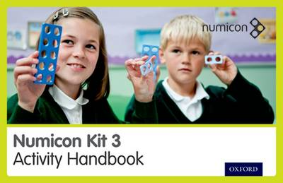Numicon: Kit 3 Activity Handbook
