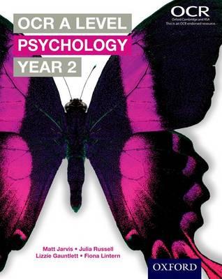 OCR A Level Psychology Year 2 (Paperback)