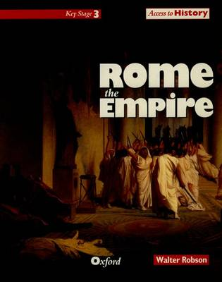 Access to History: Rome, the Empire (Paperback)