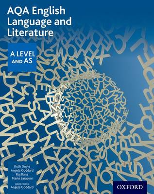 AQA A Level English Language and Literature: Student Book - AQA A Level English Language and Literature (Paperback)