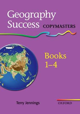 Geography Success: Copymasters Books 1- 4 - Geography Success (Paperback)