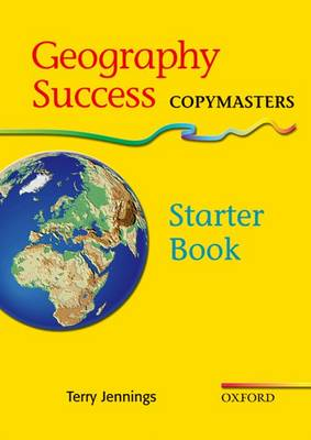 Copymasters Starter Book - Geography success (Paperback)