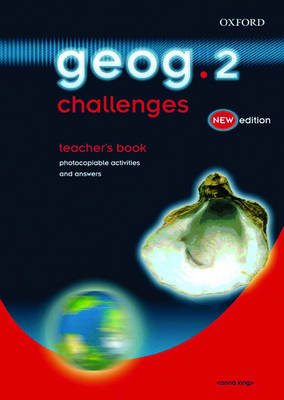 Geog.123: Geog.2 Challenges Teacher's Book (Spiral bound)