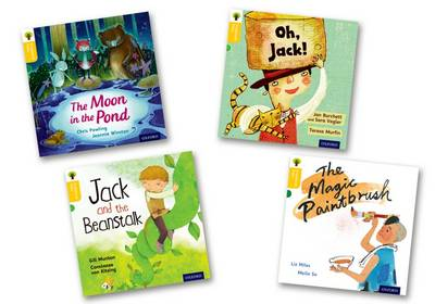 Oxford Reading Tree Traditional Tales: Level 5: Pack of 4 - Oxford Reading Tree Traditional Tales