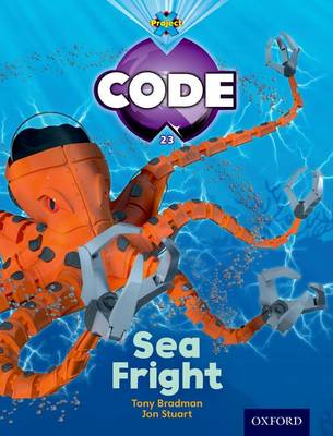 Project X Code: Shark Sea Fright - Project X Code (Paperback)