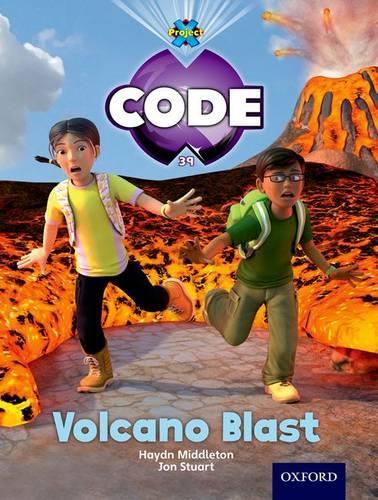 Project X Code: Forbidden Valley Volcano Blast - Project X Code (Paperback)