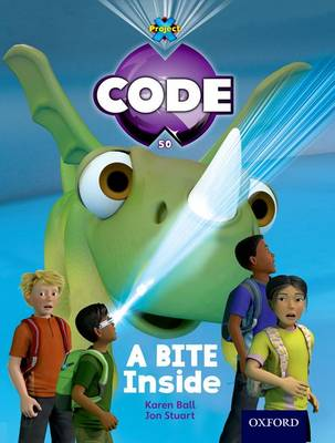 Project X Code: Marvel A Bite Inside - Project X Code (Paperback)