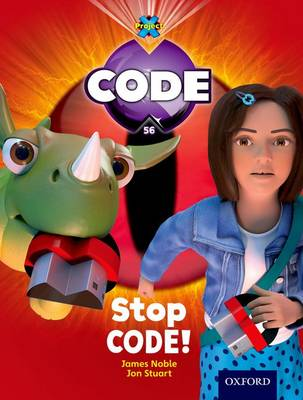 Project X Code: Control Stop Code! - Project X Code (Paperback)