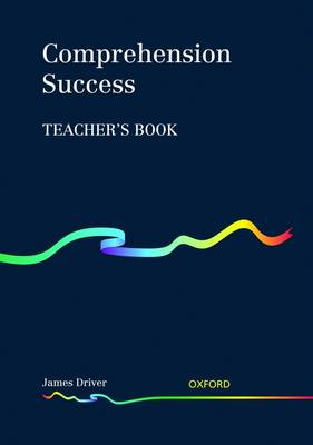 Comprehension Success: Teacher's Book - Comprehension Success (Paperback)