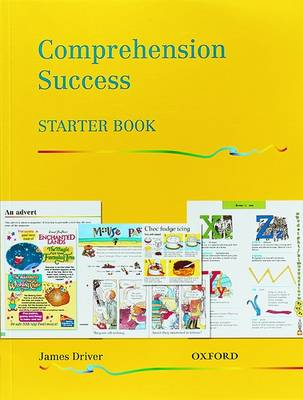 Comprehension Success: Starter Level: Pupils' Book - Comprehension Success (Paperback)