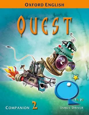 Oxford English Quest: Y4/P5: Companion 2 - Oxford English Quest (Paperback)