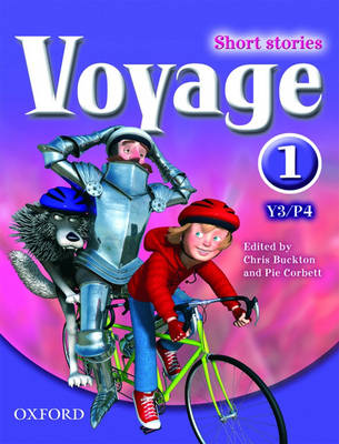 Oxford English Voyage: Year 3/P4: Voyage 1: Short Stories (Paperback)