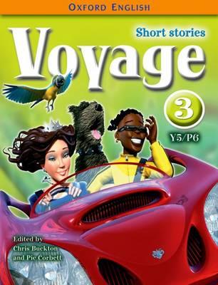 Oxford English Voyage: Year 5/P6: Voyage 3: Short Stories (Paperback)