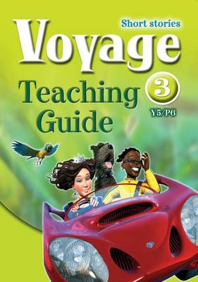 Oxford English Voyage: Year 5/P6: Teaching Guide 3 (Spiral bound)