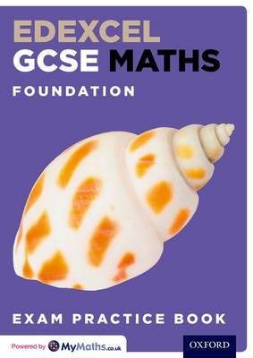 Edexcel GCSE Maths Foundation Exam Practice Book (Paperback)