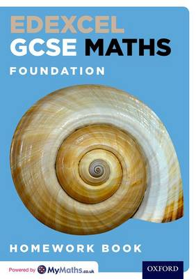 Edexcel GCSE Maths Foundation Homework Book (Paperback)