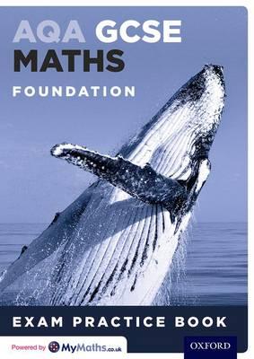 AQA GCSE Maths Foundation Exam Practice Book (Paperback)