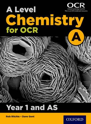 A Level Chemistry for OCR A: Year 1 and AS (Paperback)