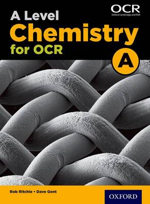 A level chemistry a for ocr student book by rob ritchie dave gent a level chemistry a for ocr student book paperback urtaz Images