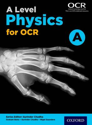 A Level Physics A for OCR Student Book (Paperback)