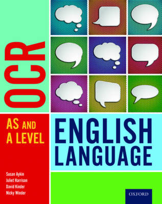 OCR A Level English Language: Student Book - OCR A Level English Language (Paperback)