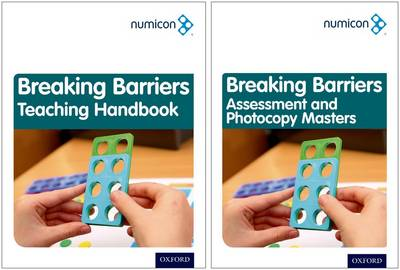 Numicon: Breaking Barriers Teaching Pack - Numicon