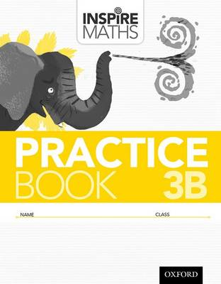 Inspire Maths: Practice Book 3B (Pack of 30) - Inspire Maths