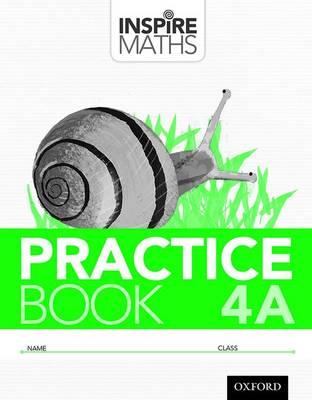 Inspire Maths: Practice Book 4A (Pack of 30) - Inspire Maths